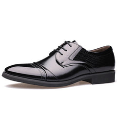 New 2017 Luxury Leather Brogue Shoes