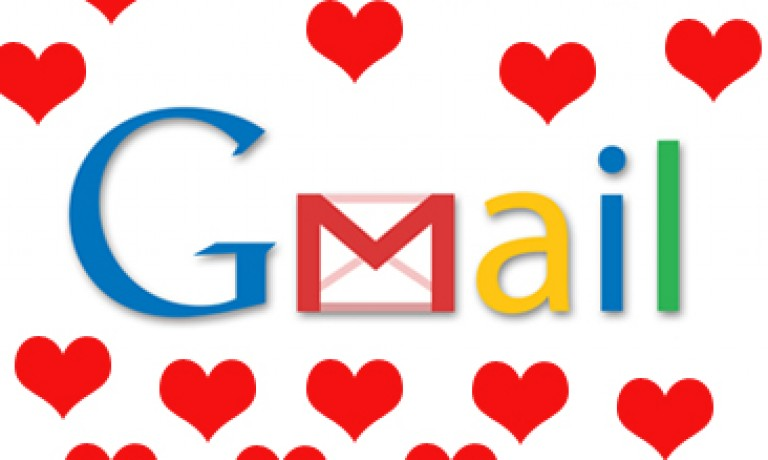 love gmail