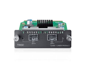 TP-Link TX432 10-Gigabit 2-Port SFP + Module 2x10Gb SFP+ slots LS - Straight Forward AV and IT