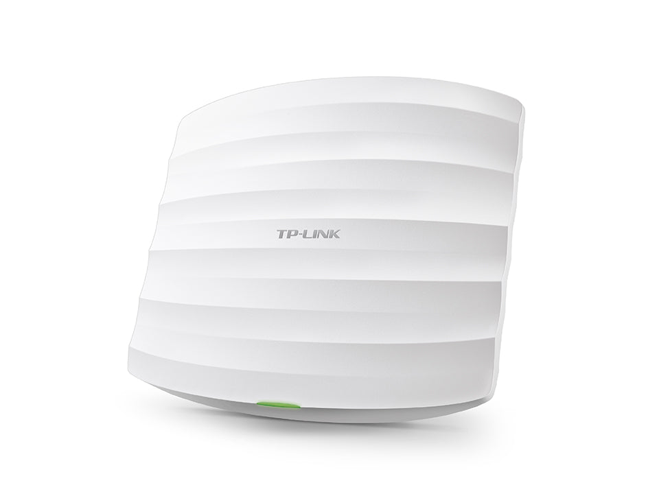 TP-Link EAP330 1900Mbps Wireless AC1900 Dual Band Gigabit Ceiling Wall Mount Access Point PoE 2x1Gbps 3x7dBi IEEE 802.3at Multi-SSIDs LS - Straight Forward AV and IT