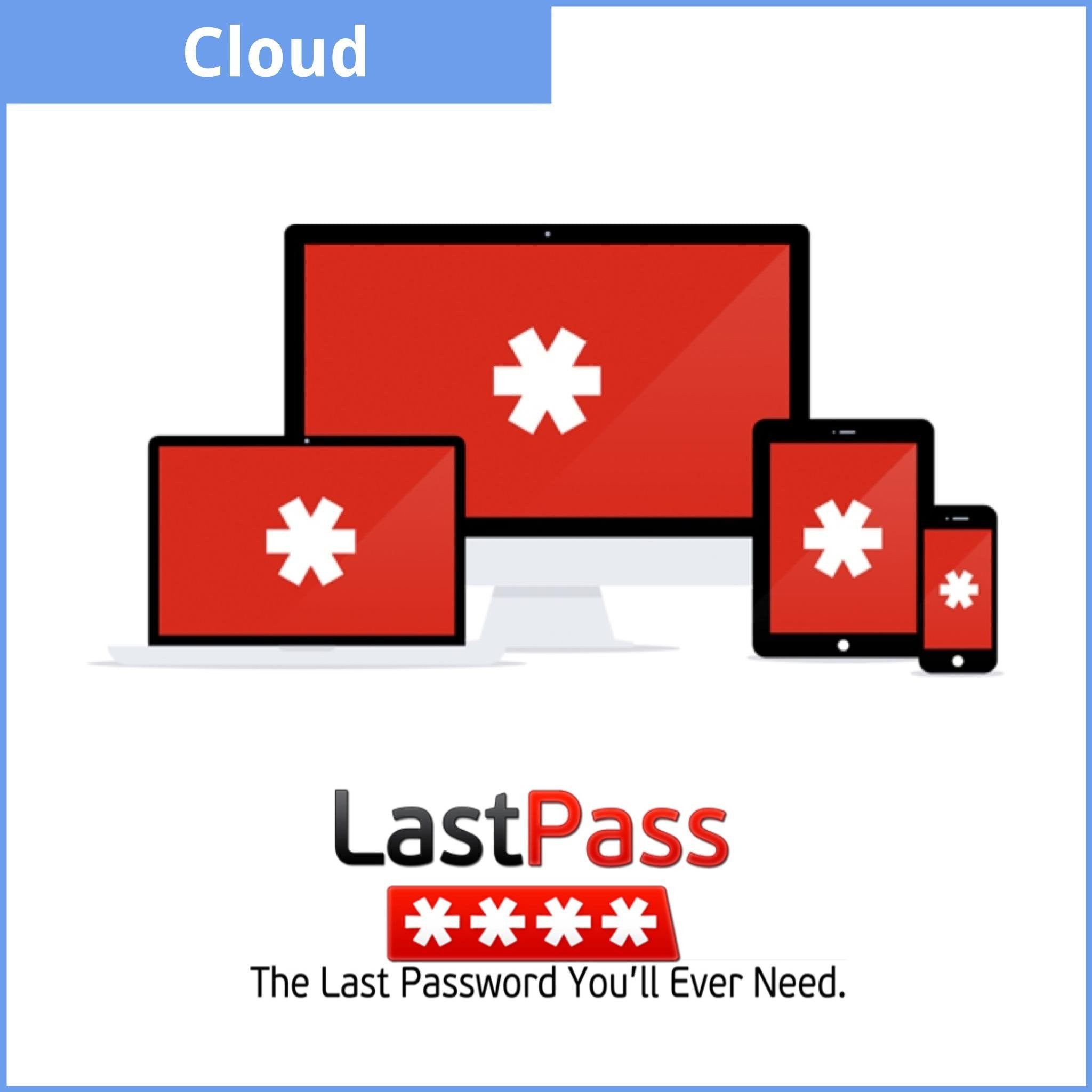 Lastpass - Straight Forward AV and IT
