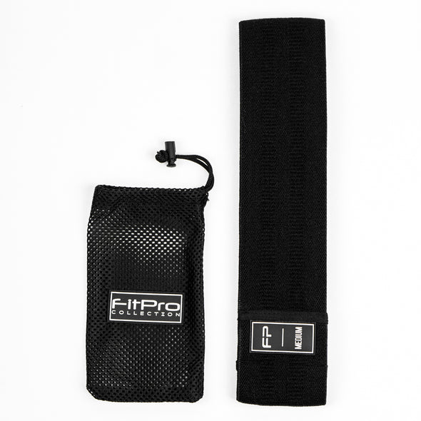Black Super Glute Band - Medium