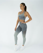 Fade Series Seamless Scrunch Leggings