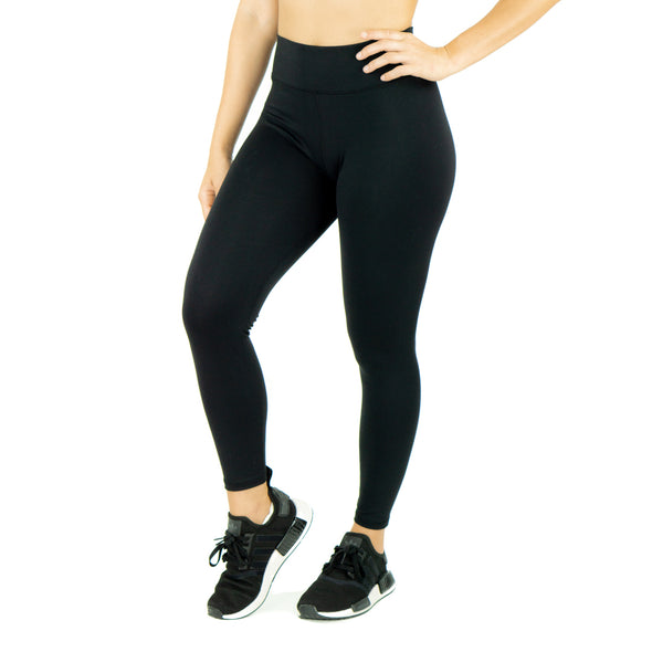 Black Candy Crush Scrunch Leggings