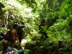3 days Eco Trek Chiang Mai - Thailand
