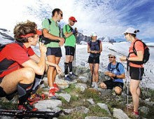 Spring Trail running 7d/6n Chamonix Argentiere - France