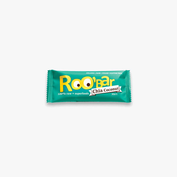 Roobar Chia Coconut