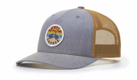 Richardson 112FP - 5 Panel Trucker Snapback
