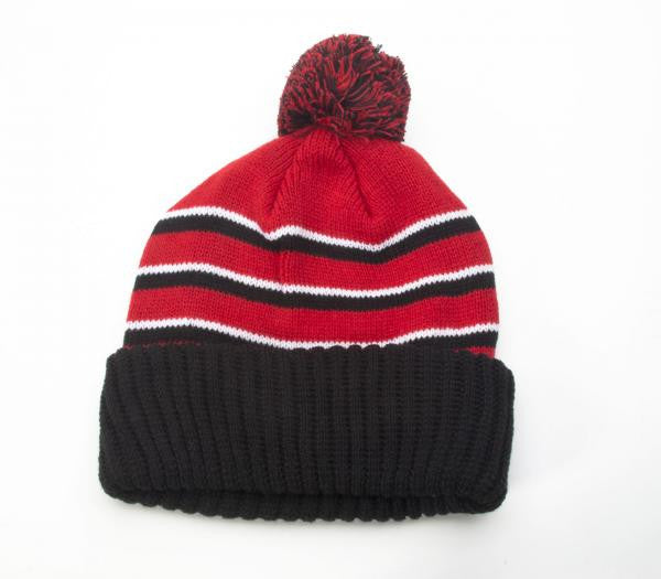 7713e69fec0 Richardson 134 - Pom Beanie with Cuff – theback9