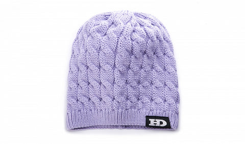 Richardson 138 Beanie - Women's Cable Knit Beanie