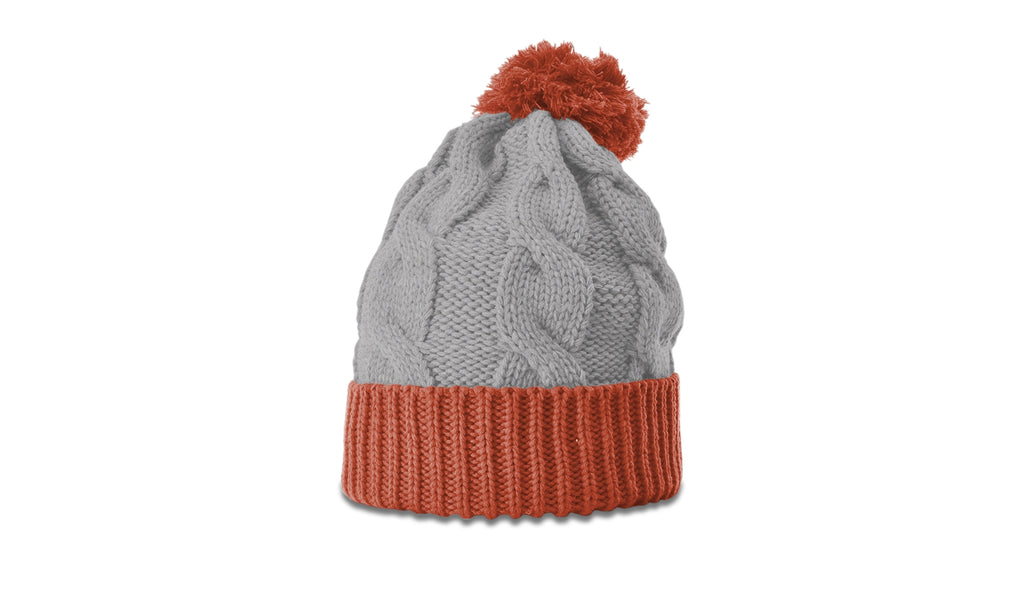 9132fa8e45244d Richardson 141 Beanie - Chunk Twist Knit with Cuff – theback9
