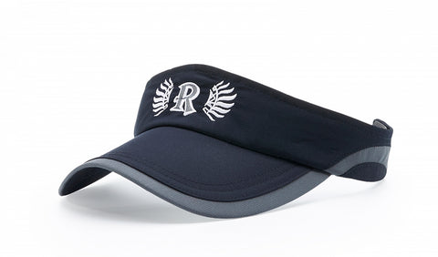 Richardson 159 R-Active Lite Running Visor - theback9