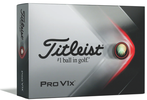 NEW 2021 Titleist ProV1x - White