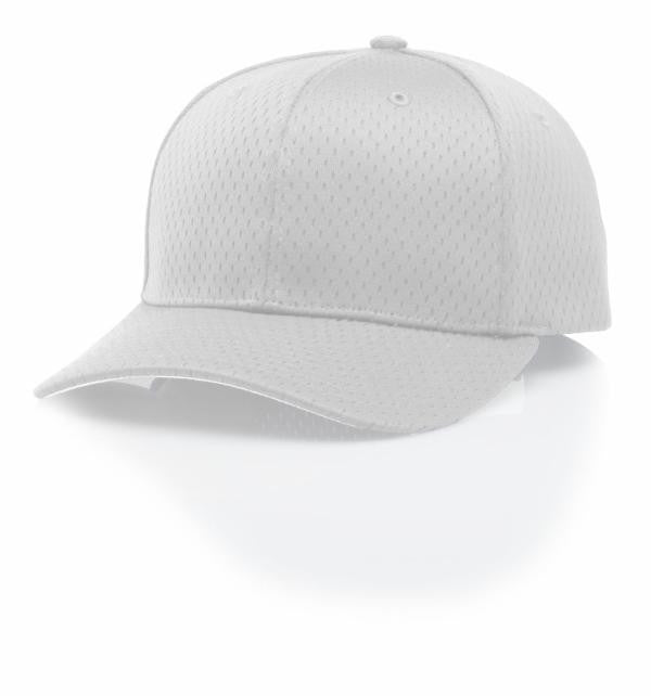 ade153d5dfdb08 Richardson 495 On-Field Cap - Pro Mesh R-Flex Solid Colour – theback9