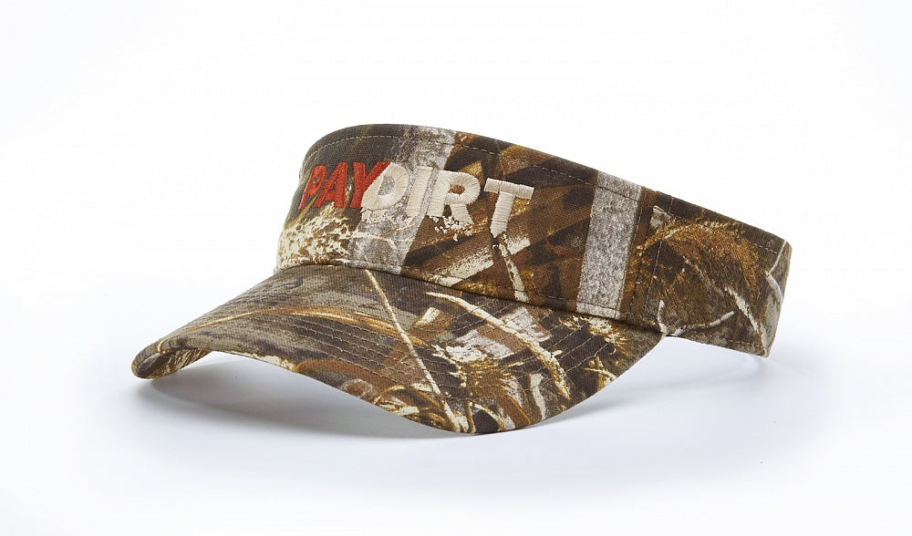 Richardson 848 Camo Adjustable Visor