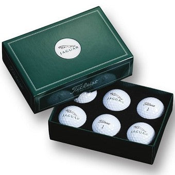Titleist PackEdge Custom 1/2 Dozen Box - Foam Packing - theback9