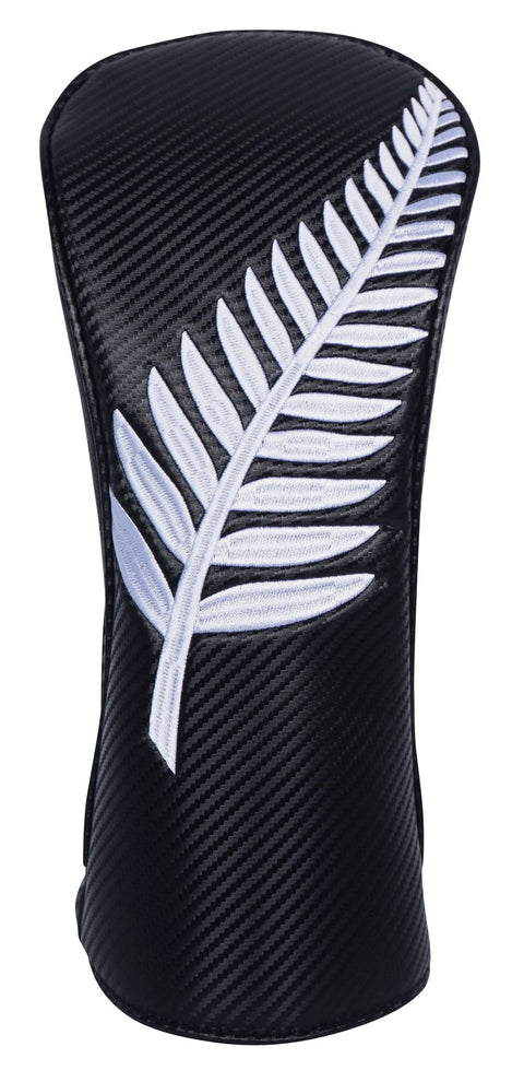 """Kiwi Fern"" Premium Driver Head Cover"