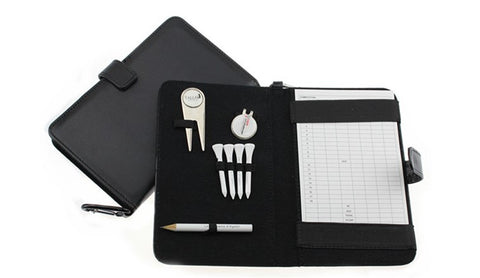 Premium Gift Set inc Score Card Holder - theback9