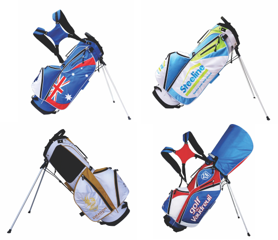 "Custom 9"" Stand Bag - Bent"