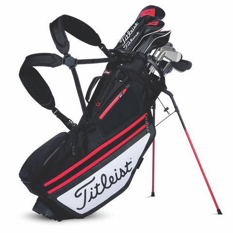 Titleist Hybrid 14 Bag - inc Custom Embroidered Logo