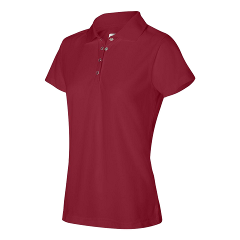 IZOD XFG Performance Polyester Pique Polo - Women's