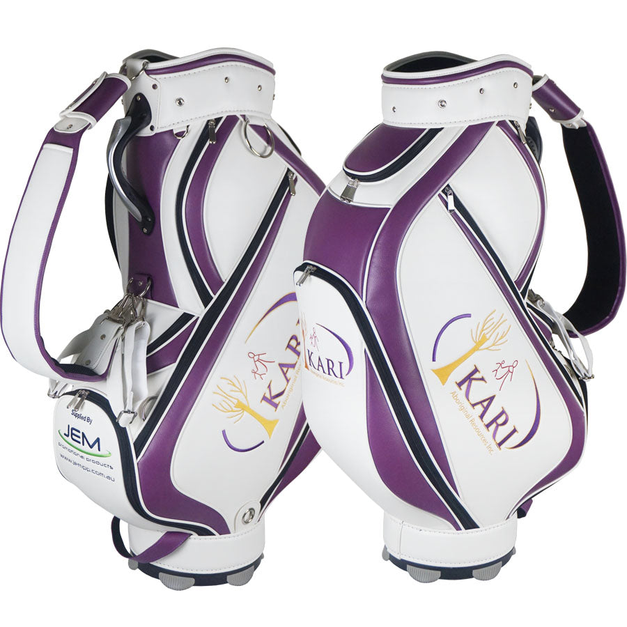 Pine Valley Tour Staff Custom Golf Bag