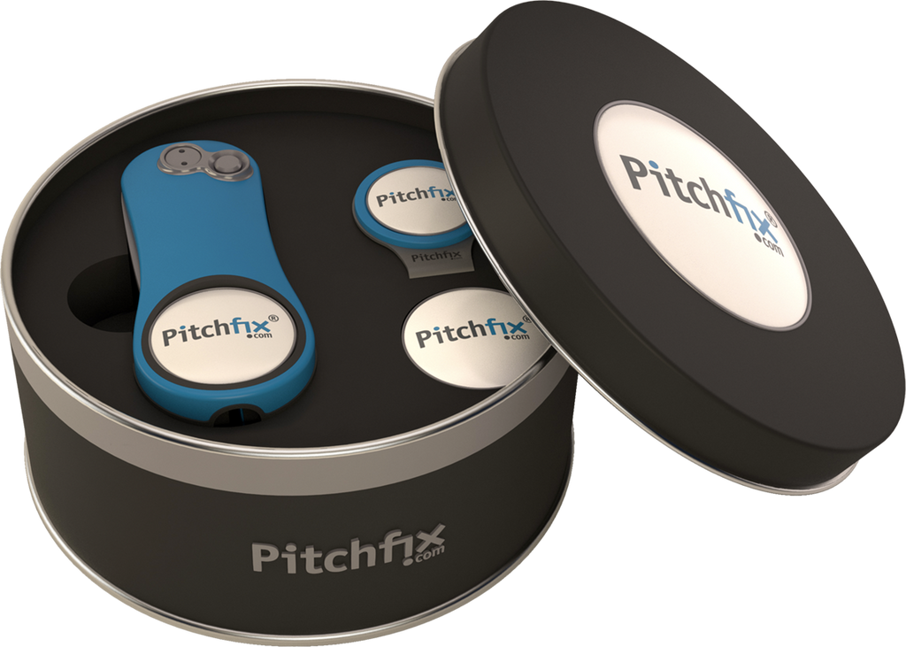 Pitchfix Hybrid 2.0 with Hat Clip Gift Tin