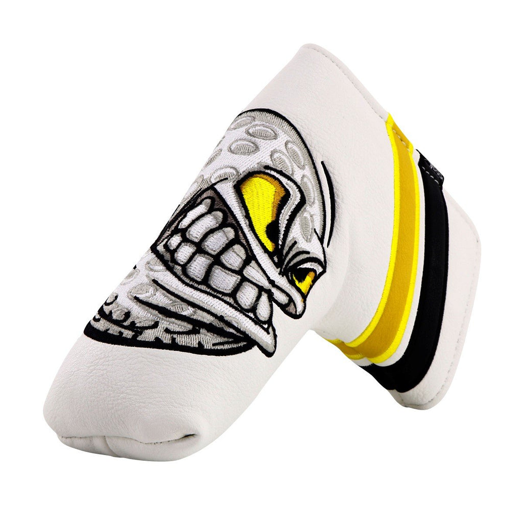 """ANGRY BALL"" Premium Blade Putter Cover - theback9"