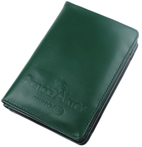 Premium PU Leather Score Card Holder