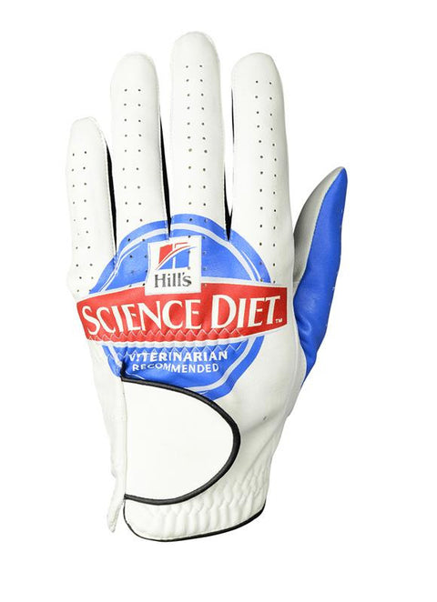 Custom Printed Premium Golf Glove