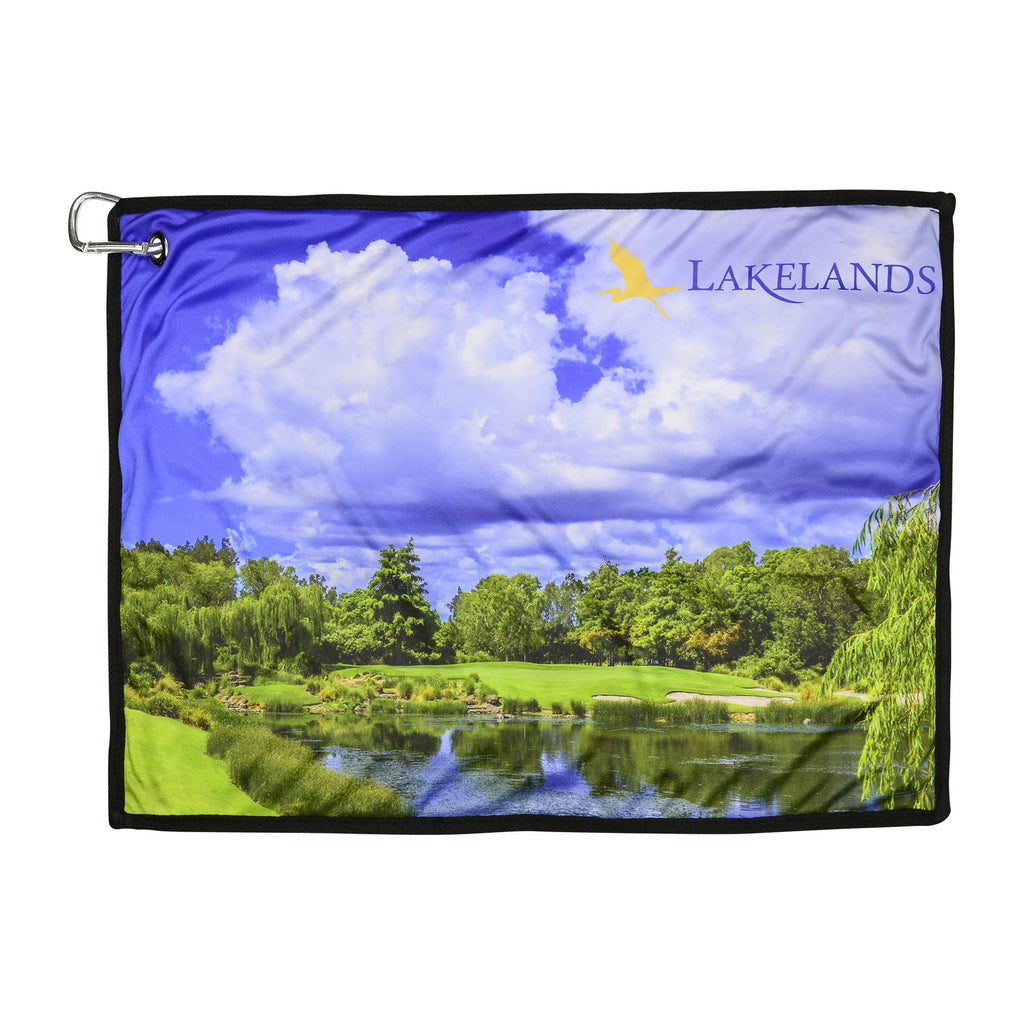 Hybrid Performance Golf Towel