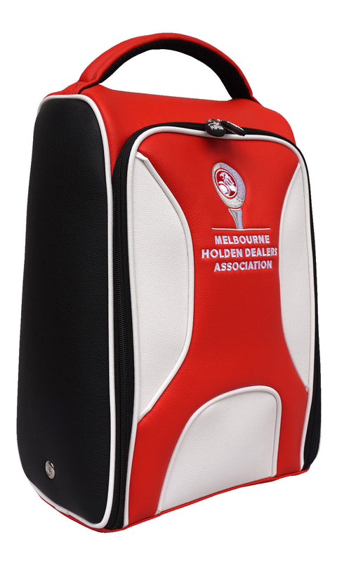 Championship Zippered Shoe Bag