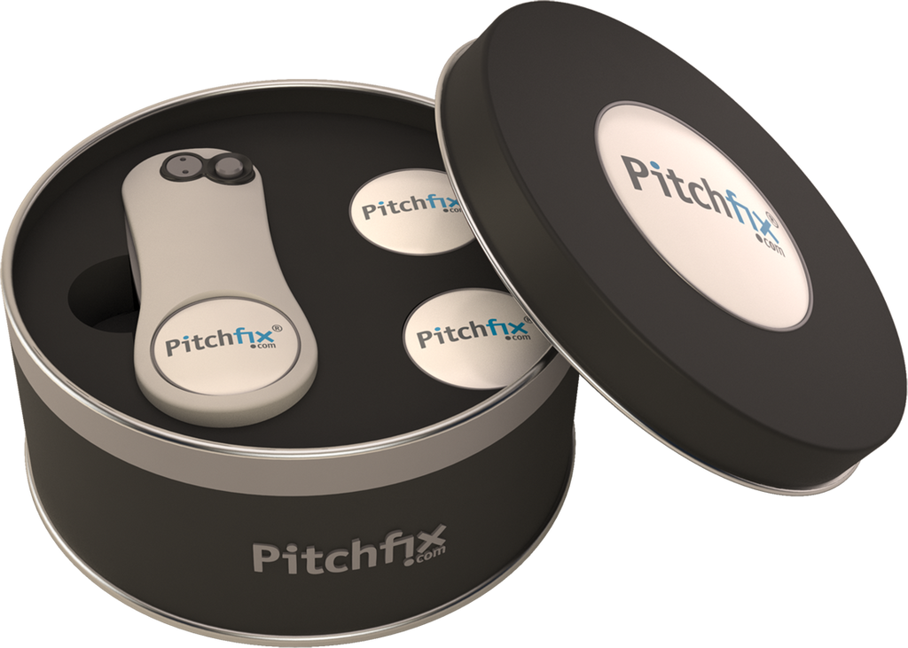 Pitchfix Original 2.0 Presentation Gift Tin