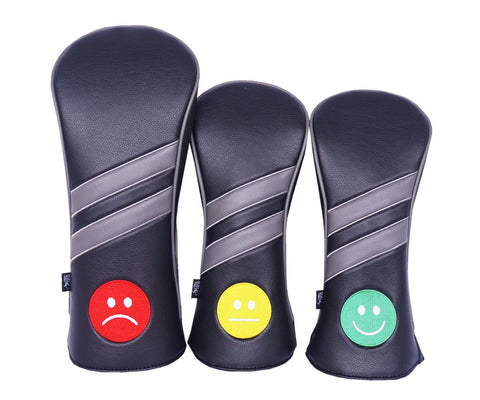 Custom 3 Piece Head Cover Set - Insignia