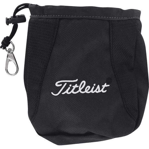 Titleist Essentials Valuables Pouch -inc Logo'd 1 or 2 x 3Ball Sleeve