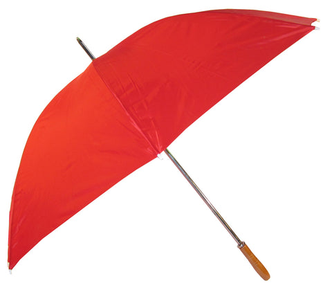 """PAR"" Custom Golf Umbrella - Solid Colour - theback9"