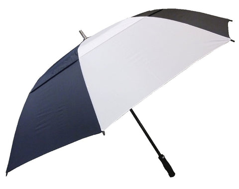"Custom ""Typhoon"" Auto Open Golf Umbrella - Twin Vents"
