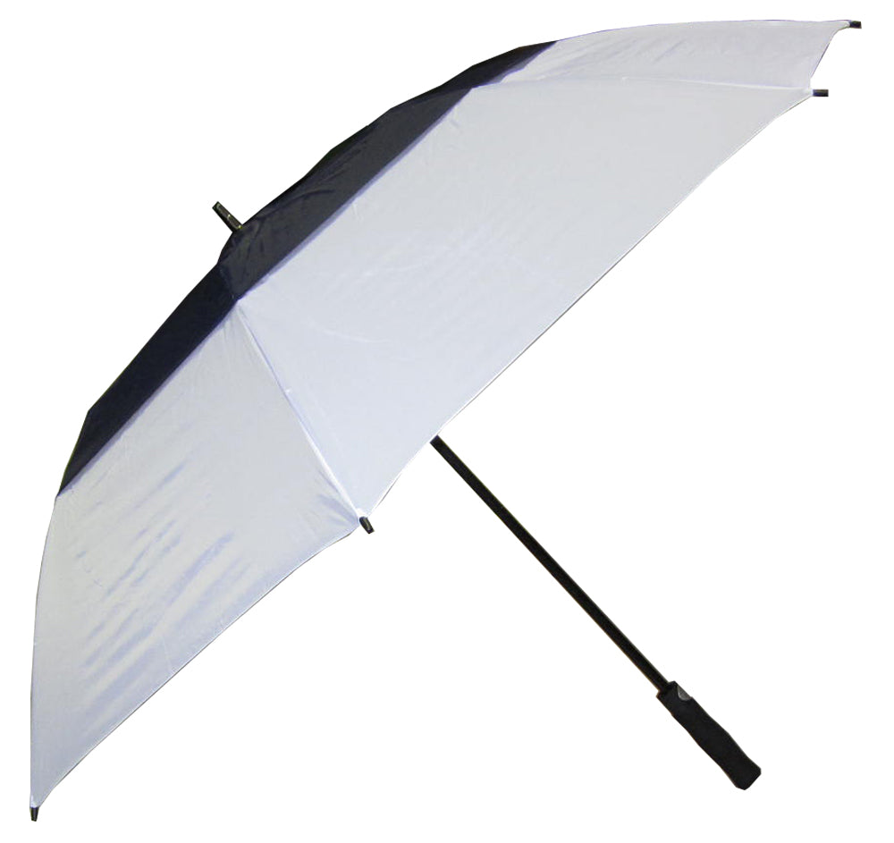 "Custom ""Typhoon"" Auto Open Golf Umbrella - Twin Vents - theback9"