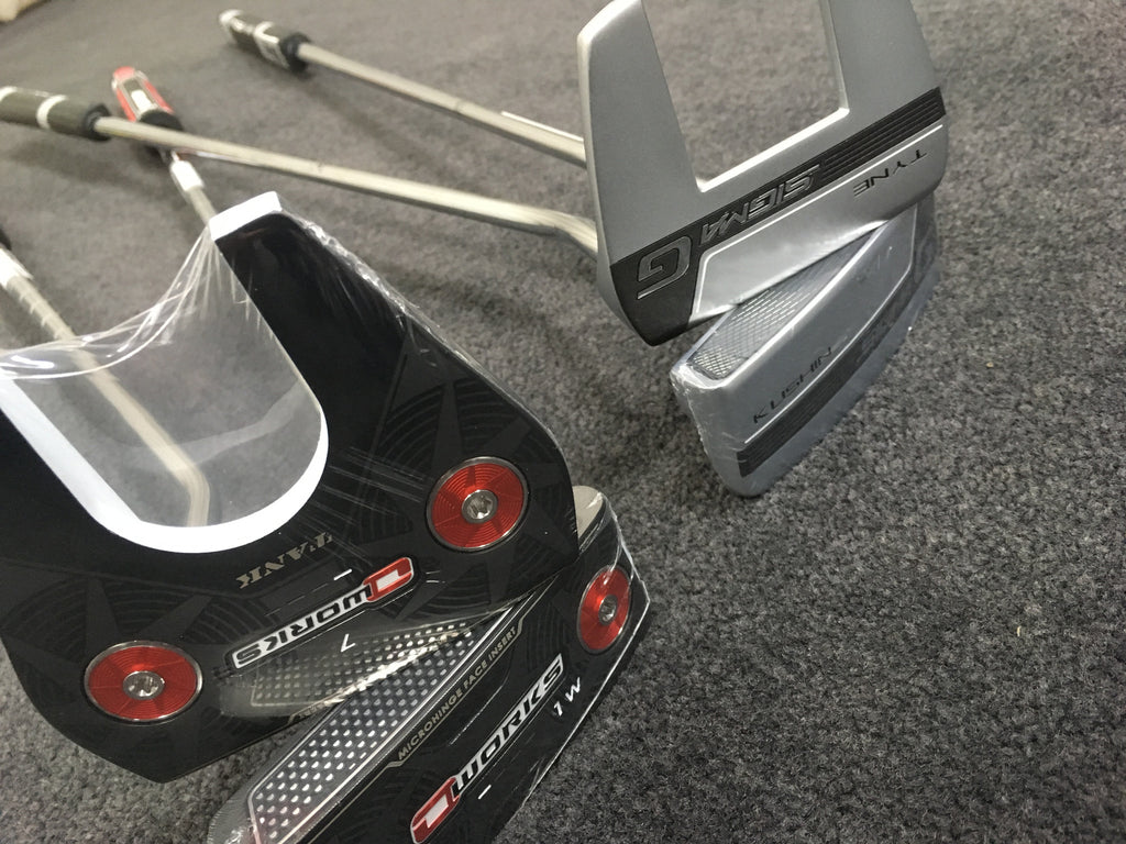 New Ping Sigma and Odyssey O Works Putters