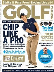 Head Professional Brian Hodgkinson interview for Golf World