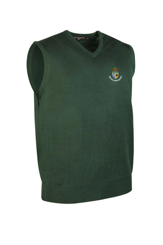 Glenmuir Rankin Merino Sleeveless Sweater