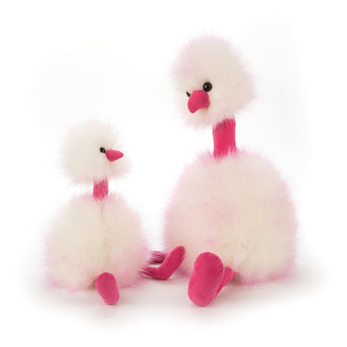 Jellycat - Pompom Raspberry Ripple Large