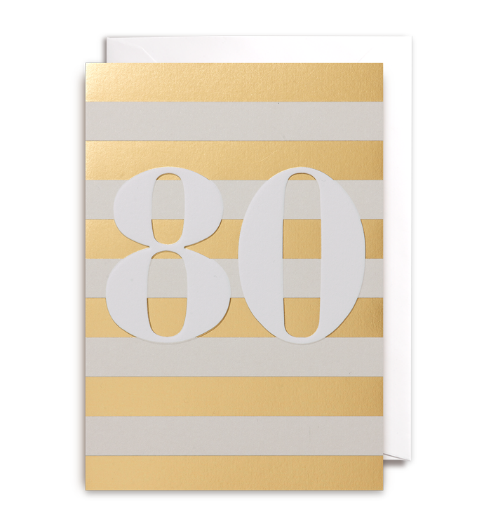 Kelly Hyatt (Postco) - Eighty Card