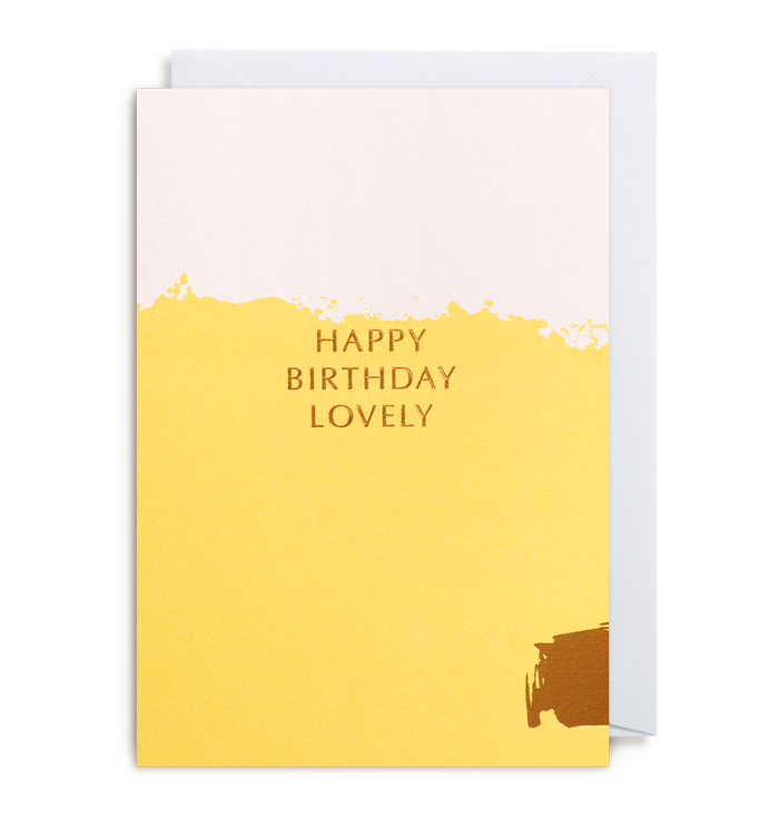 Kelly Hyatt (Kokoa) - Happy Birthday Lovely Card