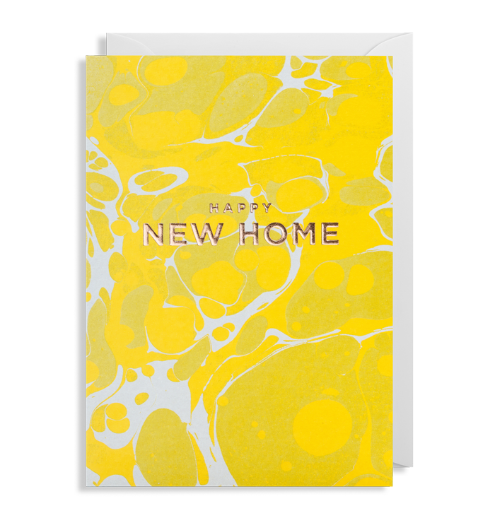 Kelly Hyatt (Postco) - Happy New Home Card