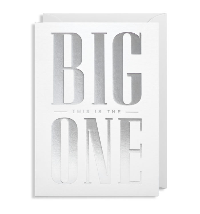 Kelly Hyatt (Postco) - This Is The Big One Card