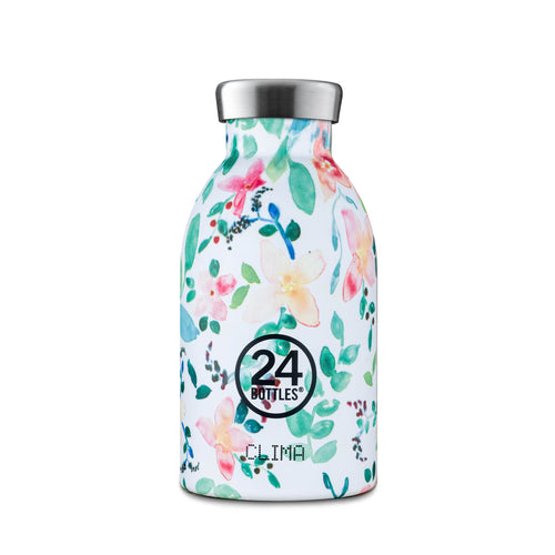 24 Bottles - CLIMA Insulated Bottle - 330ml - Little Buds Print