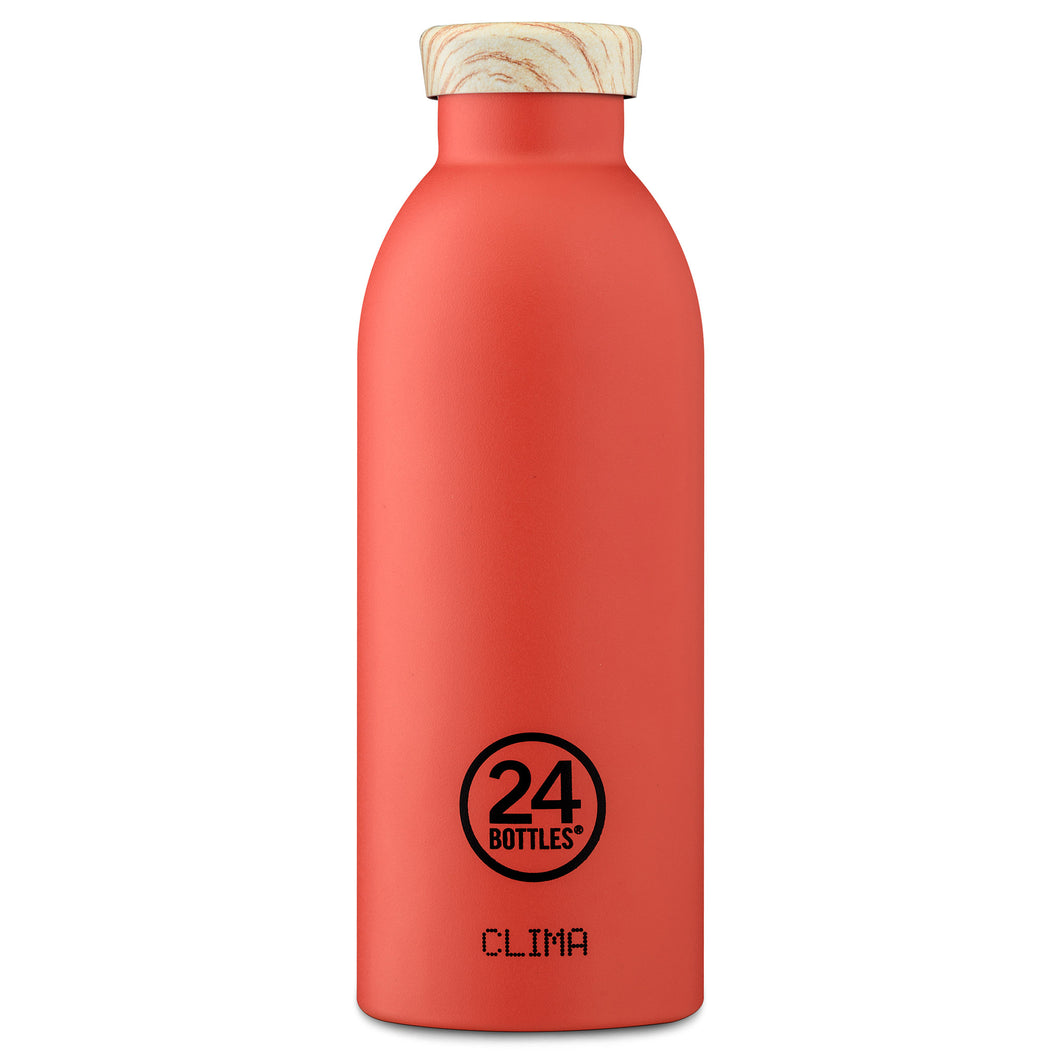 24 Bottles - CLIMA Insulated Bottle - 500ml - Pachino Stone