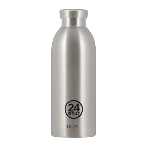 24 Bottles - CLIMA Insulated Bottle - 500ml - Steel