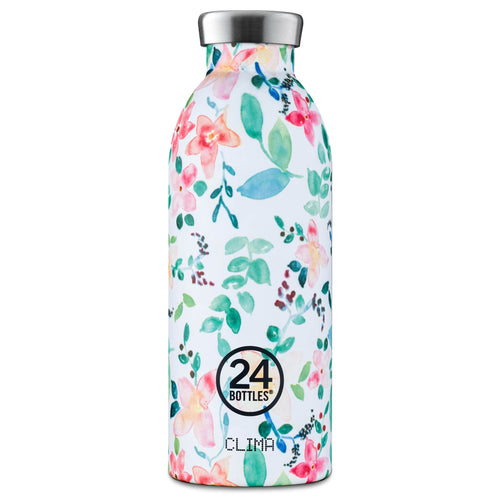24 Bottles - CLIMA Insulated Bottle - 500ml - Little Buds Print